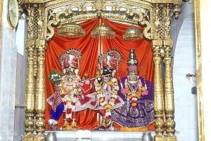 Radha raman dev Junagadh