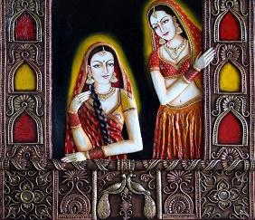 JharokhaPainting