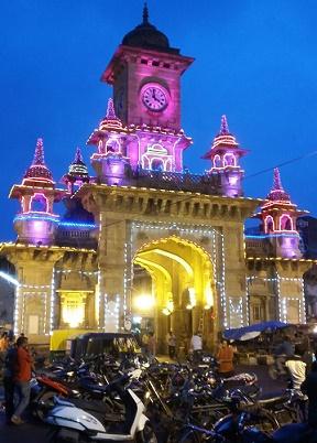 मोरबी - नगर दरवाजा (नेहरु गेट)